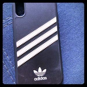 iPhone 10 XR adidas phone case